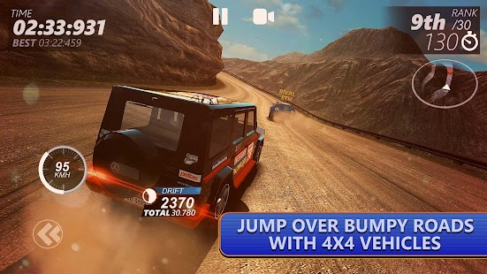 DRIVELINE : Rally, Asphalt and Off-Road Racing Screenshot
