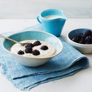 Dairy-Free Vegan Tapioca Pudding.