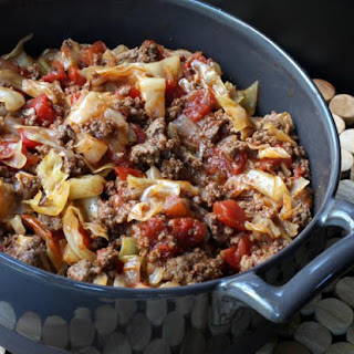 Dinner With Ground Beef And Cabbage Recipes