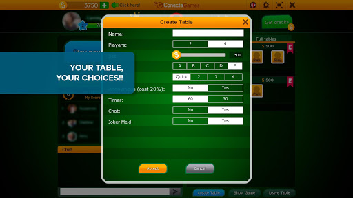 Hand and Foot Canasta screenshots 2