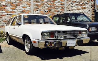 Ford Fairmont Station Wagon Rent Azuay