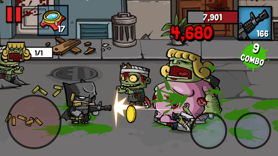 Zombie Age 3 MOD (Unlimited Money/Ammo) APKfor Android 5