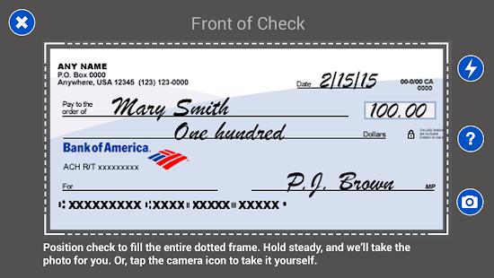 Bank of America Screenshot 4