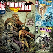 The Brave and the Bold: Batman and Wonder Woman (2018)