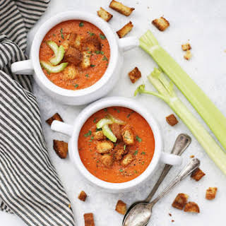Bloody Mary Tomato Soup Recipes.