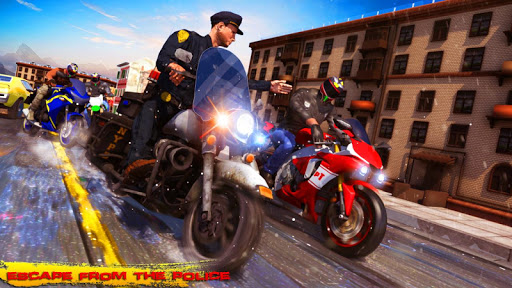 Road Revenge - Bike Games image | 10