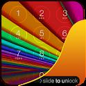Color Full Lock Screen icon