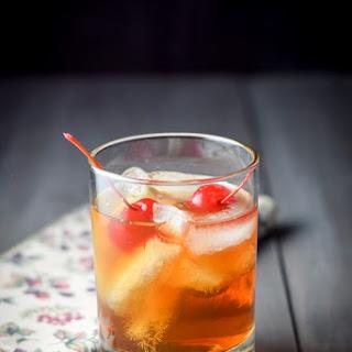 Moms Marvelous Manhattan Cocktail