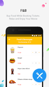 TicketNew – Movie Ticket Booking  App Download For Android and iPhone 4