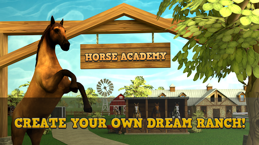 Horse Academy 3D 49.2 screenshots 3