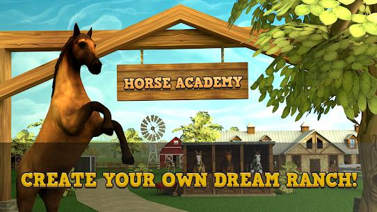 Horse Academy 3D 46.0 Hack Mod Apk Free Download 3