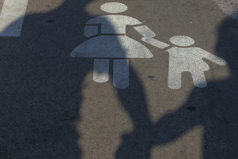 Seguire come un'ombra (le indicazioni) di scerda