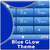 Blue Glow Theme for ExDialer