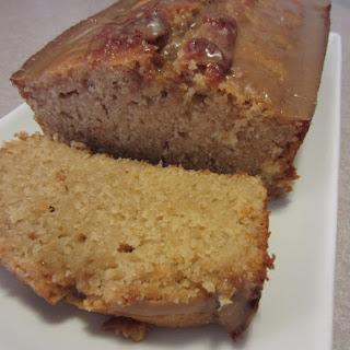 Glazed Buttermilk Loaf Cake