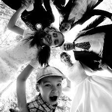 Wedding photographer Evgeniya Sackevich (satskeev). Photo of 28.06.2017