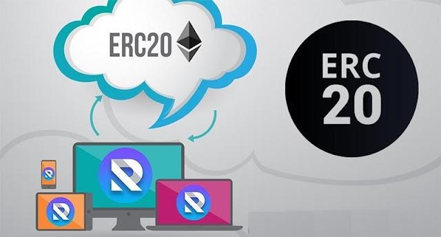 Hợp đồng thông minh ERC-20 là gì