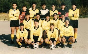 Photo: 1994-95 Ελπίδες ΑΕΚ Πρωταθλητές Γ' Κατηγορίας ΕΠΣ Κοζάνης