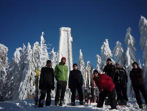 Photo: Skitourowy Turbacz (Paweł, Błażej, Jasiu, Anka, Romek, Iwona, Piotrek)