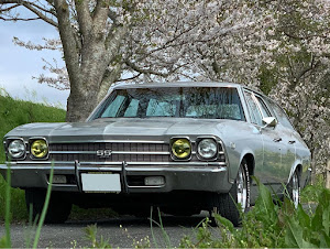 シェベル  1969 Concours wagonのカスタム事例画像 りょうすけさんの2020年04月06日22:52の投稿