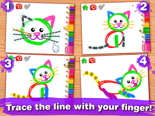 Drawing for Kids Learning Games for Toddlers age 3  screenshots 7