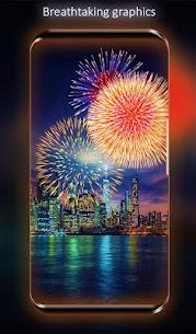 Fireworks Live Wallpaper 2