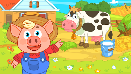 Farm for kids. 1.0.5 screenshots 1