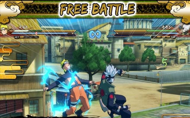 Naruto RPG 2 Games
