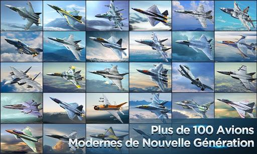 Télécharger Modern Air Combat: Team Match APK MOD (Astuce) screenshots 1