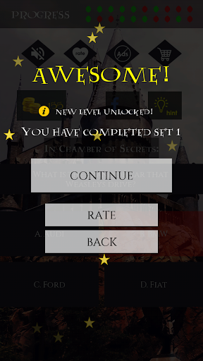 Trivia Harry Potter 1.0.1 screenshots 5