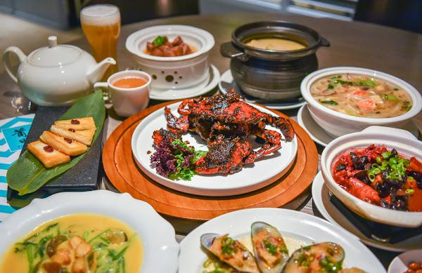 Putien莆田-台中台灣大道店:連續三年蟬聯米其林一星的新加坡最佳餐廳,適合多人聚餐!