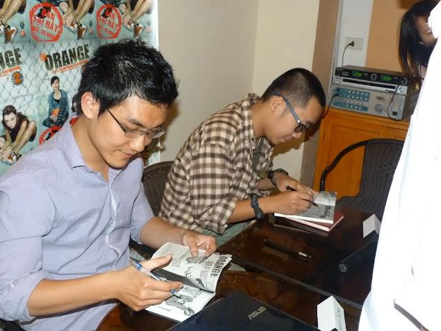 Ra mặt bộ Truyện Tranh giới trẻ Việt đang mong đợi P1070380