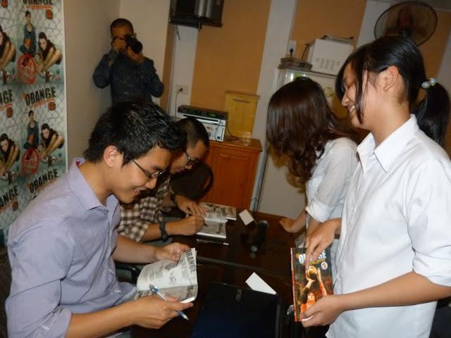 Ra mặt bộ Truyện Tranh giới trẻ Việt đang mong đợi P1070397