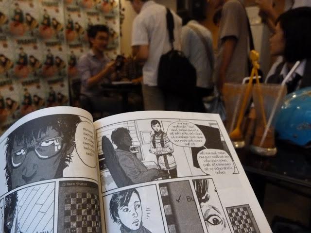 Ra mặt bộ Truyện Tranh giới trẻ Việt đang mong đợi P1070405