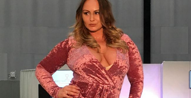 Chanelle Hayes' bad morning sickness