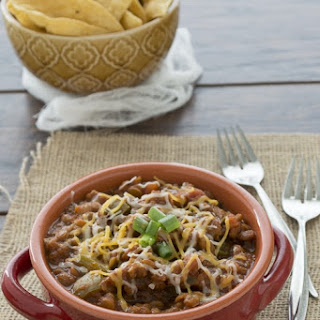 Vegetarian Chili Eggplant Recipes.