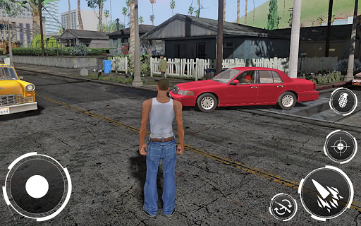 Grand Auto Theft Gangsters San City Andreas 1.1 screenshots 1