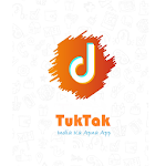 TukTak - Hindustan Ka Apna Short Video App icon