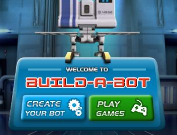 Pixar WALL-E Build-a-Bot Game
