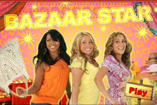 Disney The Cheetah Girls Bazaar Star Game
