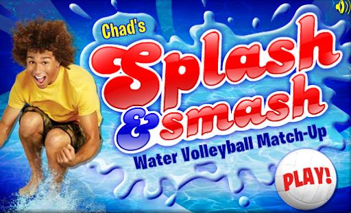 Disney High School Musical Chad's Splash & Smash Volleyball<br />