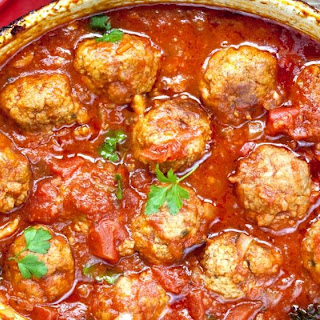 Ground Beef Pork Meatballs Recipes