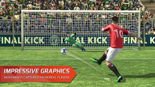 Final Kick VR: -ペナルティの最高のゲーム。