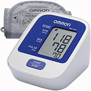 Máy đo huyết áp huyết áp bắp tay  Hem 8712.