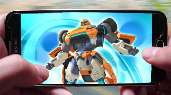 Game Adventure of Tobot 3D APK for Windows Phone