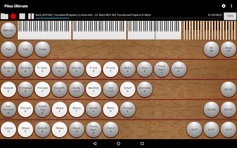 Pitea Ultimate - Church Organ screenshot 6
