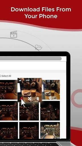 Zapya WebShare - File Sharing in Web Browser 2.0.6 Screenshots 4