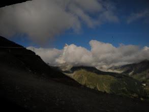Photo: prvi pogled na Matterhorn