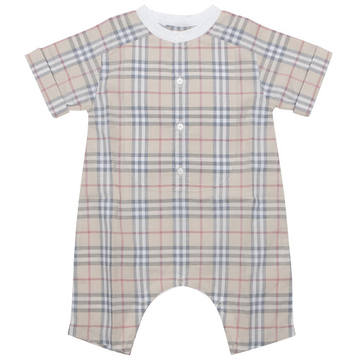 Primary image of Burberry Check Baby Shortie