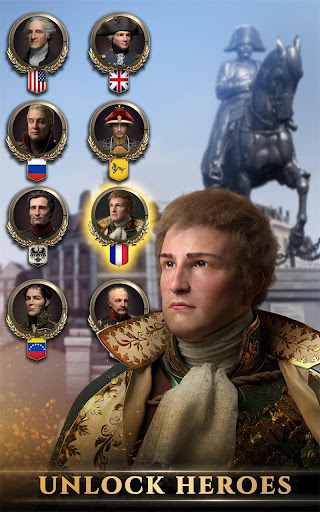 Rise of Napoleon: Empire War screenshots 3