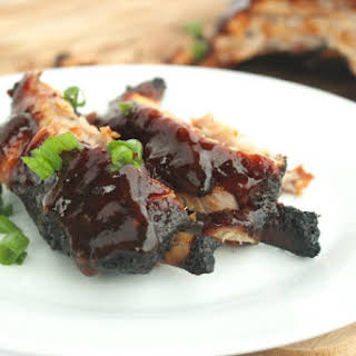 Easy Crock Pot Ribs.